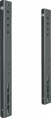 """Кронштейн Holder PFS-4010 черный для ЖК ТВ 37-65"""" настенный от стены 25мм до 60кг"""