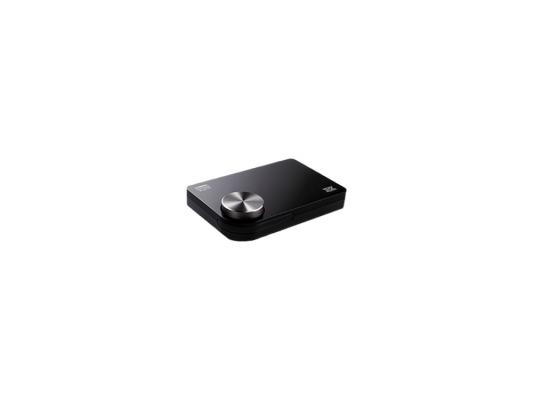 Звуковая карта Creative USB X-Fi Surround 5.1 PRO SBX 5.1 RTL