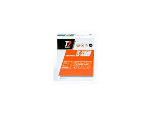 Тонер-картридж T2 TC-S350B черный для Samsung CLP-350N/351NK/351NKG 4000стр.