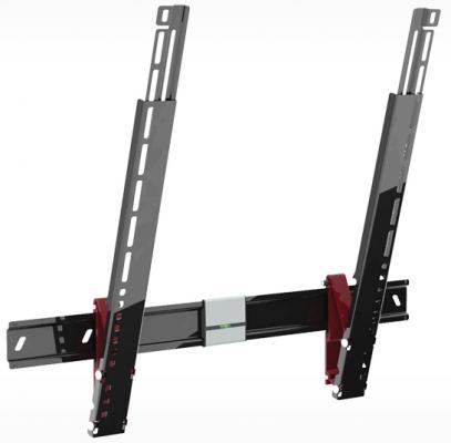 """Купить со скидкой Кронштейн Holder LEDS-7022 черный для ЖК ТВ 32-65"""" настенный от стены 15мм наклон 15° до 40 кг"""