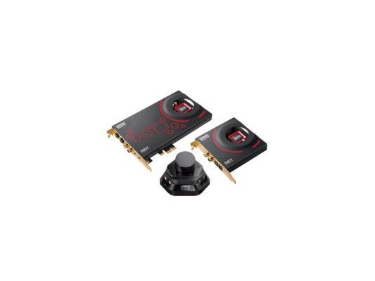 Звуковая карта PCI-E Creative Sound Blaster ZXR SB1510 Retail 70SB151000001 ultra loud bicycle air horn truck siren sound 120db