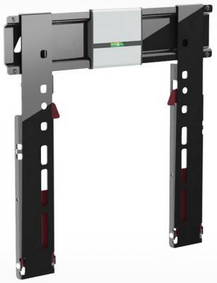 """Кронштейн Holder LEDS-7011 черный для ЖК ТВ 26-42"""" настенный от стены 8мм до 30 кг"""