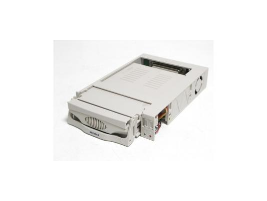 Сменный бокс для HDD AgeStar SR3P-SW-3F SATA пластик стандартный hotswap