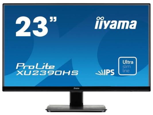 Монитор 23 iiYama Pro Lite XU2390HS-B1 монитор 24 iiyama pro lite xb2483hsu b2