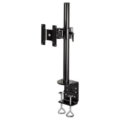 Кронштейн HAMA H-95831 черный для ЖК ТВ до 26 настольный наклон 20° поворот 360° до 10 кг кронштейн для мониторов жк hama h 95831 черный 26