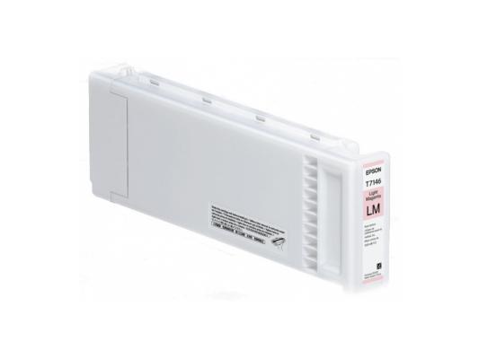 Картридж Epson C13T714600 T714600 для Epson SC-S70610 UltraChrome GSX светло-пурпурный