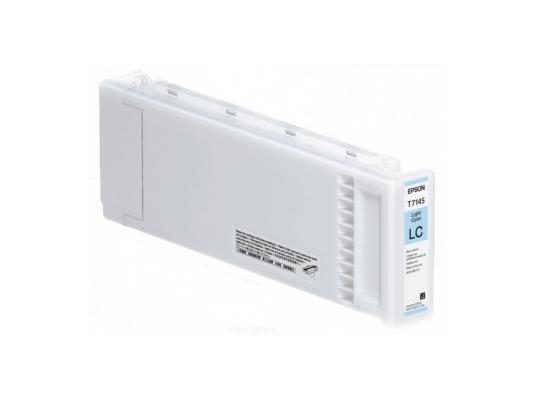 Картридж Epson C13T714500 T714500 для Epson SC-S70610 UltraChrome GSX светло-голубой