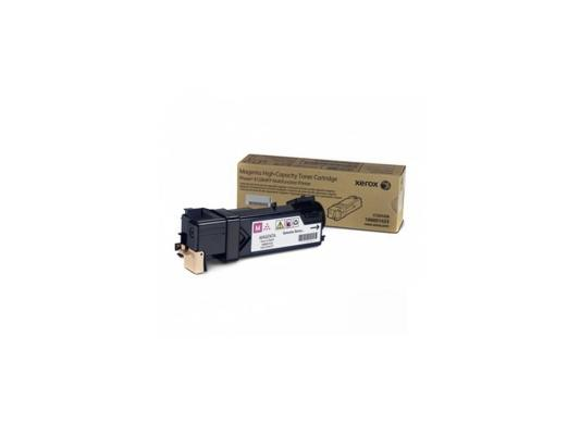 Тонер-Картридж Xerox 106R01457 для Phaser 6128 MFP пурпурный 2500стр for yamaha yzf r3 r25 mt 03 2014 2015 2016 motorcycle rearset rear set replacement base mounting bracket plate cnc machined