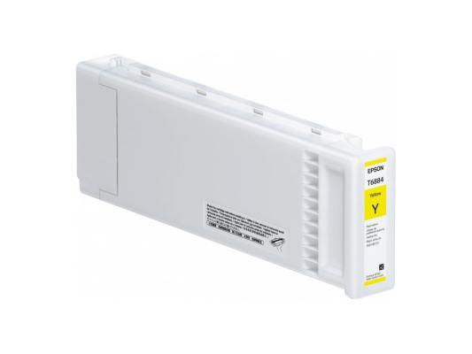 Картридж Epson C13T688400 T688400 для Epson SC-S30610/50610 UltraChrome GS2 желтый  сверло для мотобура expert 30610 8х100см