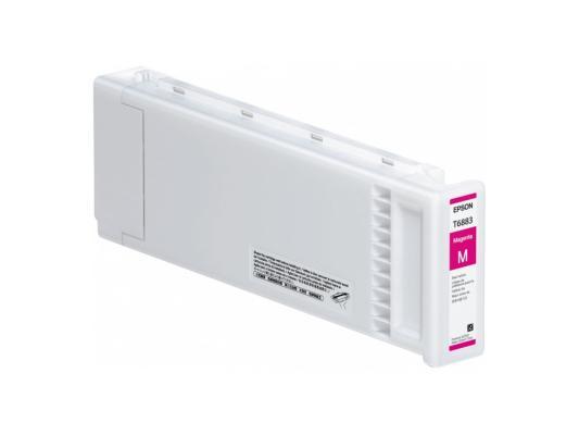Картридж Epson C13T688300 T688300 для Epson SC-S30610/50610 UltraChrome GS2 пурпурный картридж epson t009402 для epson st photo 900 1270 1290 color 2 pack