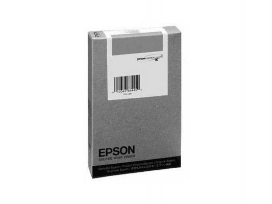 Картридж Epson C13T624100 I/C для Epson Stylus Pro GS6000 Photo Black черный 8 color 1800ml empty refill ink cartridge with chip decoder for epson stylus pro gs6000 printer