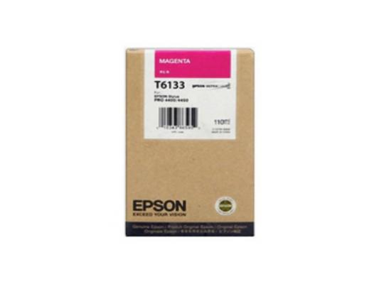цена на Картридж Epson C13T613300 для Epson Stylus Pro 4450 пурпурный