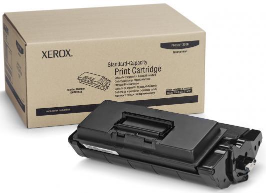 где купить Тонер-Картридж Xerox 106R01148 для Phaser 3500 черный 6000стр дешево