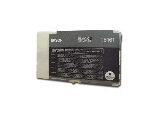 Картридж Epson C13T616100 для Epson B300 черный принтер струйный epson l312