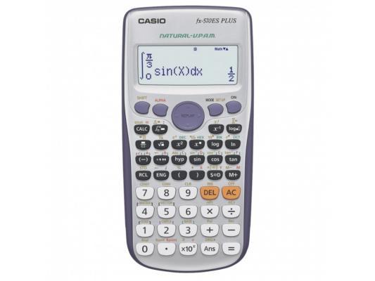 Калькулятор Casio FX-570ESPLUS Матричный, 2-строчный