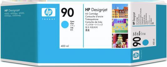 Струйный картридж HP C5083A № 90 голубой для DJ 4000 3 шт. картридж струйный hp c9391ae n 88xl cyan with vivera ink