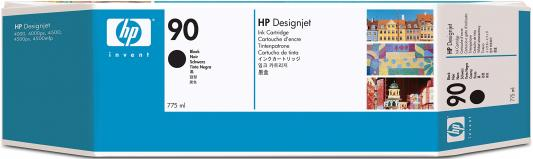 Струйный картридж HP C5095A № 90 черный для DJ 4000 3 шт. картридж струйный hp c9391ae n 88xl cyan with vivera ink