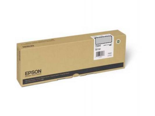 Купить Картридж Epson C13T591900 для Epson Stylus Pro 11880 серый