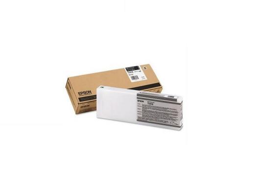 Картридж Epson C13T591800 для Epson Stylus Pro 11880 матовый черный original cc03main mainboard main board for epson l455 l550 l551 l555 l558 wf 2520 wf 2530 printer formatter
