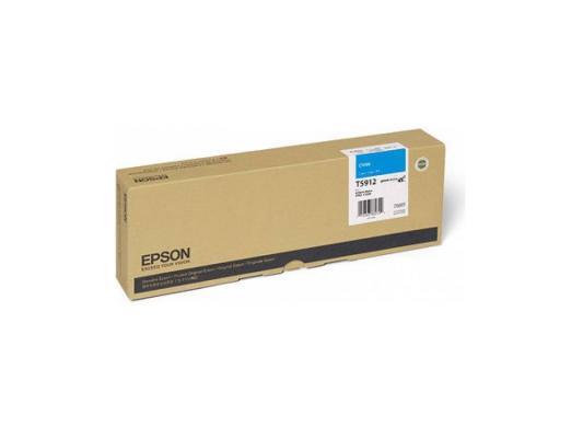 Купить Картридж Epson C13T591200 для Epson Stylus Pro 11880 голубой