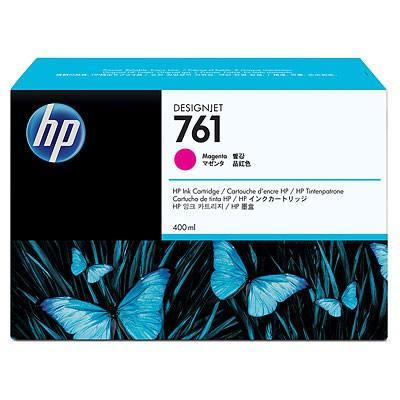 Струйный картридж HP CM993A №761 пурпурный для HP Designjet T7100 картридж hp pigment ink cartridge 70 black z2100 3100 3200 c9449a