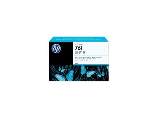 Струйный картридж HP CM995A №761 серый для HP Designjet T7100 hp cn053ae 932xl black струйный картридж