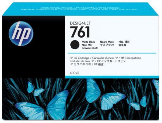 Струйный картридж HP CM991A №761 черный матовый для HP Designjet T7100 hp cn053ae 932xl black струйный картридж