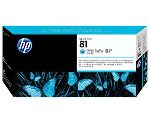 Печатающая головка HP C4954A для DesignJet 5XXX светло-голубой вече 978 5 4444 4954 7