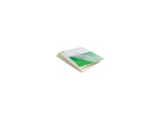 Пленка для ламинирования Fellowes, 80 мкм, A4, 100шт., глянцевая (Пакет,с перфорацией, FS-5452501) фото