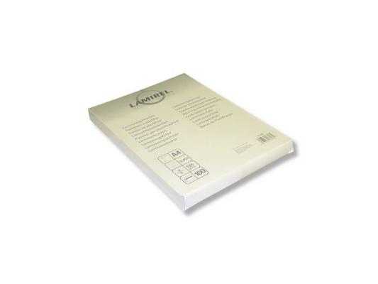 Пленка для ламинирования Fellowes Lamirel LA-7866001 А4 125мкм 100шт. цены