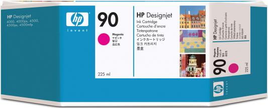 Струйный картридж HP C5062A №90 пурпурный для Designjet 4000/4000ps/4500/4500p hp cn053ae 932xl black струйный картридж