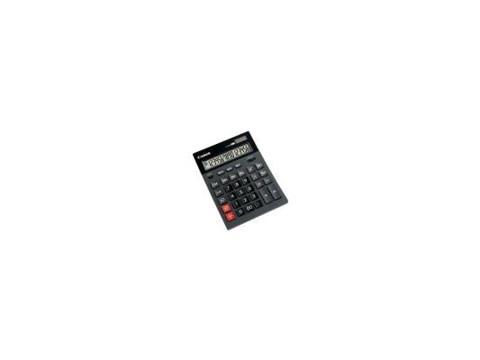 Калькулятор Canon AS-888 16 разряда черный/серый