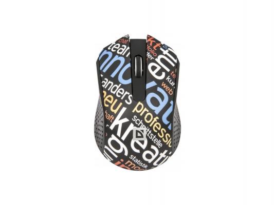 Мышь Defender  StreetArt MS-405 Nano B (Черн) 2кн+кл,