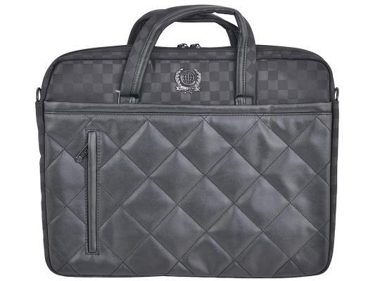 Сумка для ноутбука Continent CC-036 Grey до 15,6-16 (серый, полиэстр/эко кожа, 40 x 30 x 4,5 см.) сумка для ноутбука continent cc 037 до 15 6 16 полиэстр эко кожа black 38 x 28 5 x 4 2 см