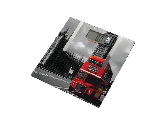 Электронные весы SUPRA BSS-6900L стеклянные