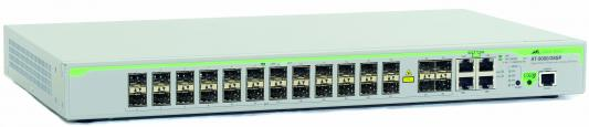 Коммутатор Allied Telesis (AT-9000/28SP) Layer 2 with 24-SFP fiber ports+4*10/100/1000T /SFP Combo