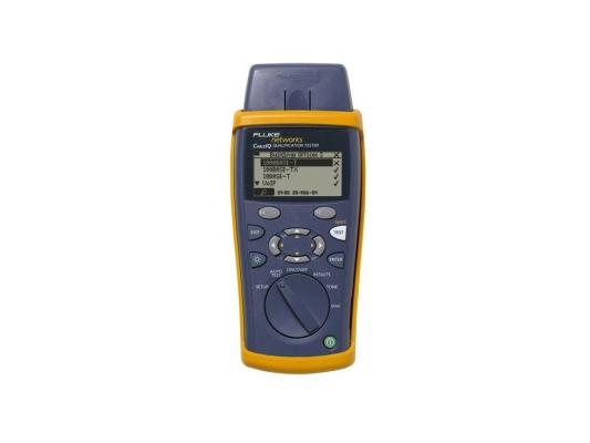 Кабельный тестер Fluke CableIQ Qualification Tester for Residential тестер fluke t5 1000