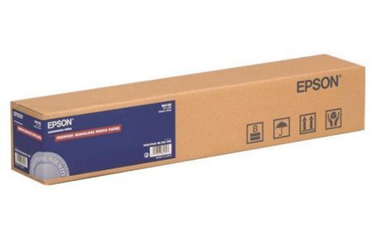 Фотобумага Epson Premium Semiglossy Photo Paper 44x30м C13S041395