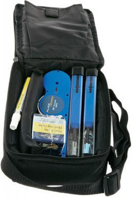 Набор для очистки оптики Fluke NFC-KIT-CASE-E Enhanced Fiber Optic Cleaning Kit with one-click cleaners