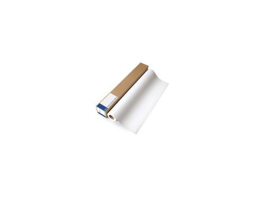 Бумага Epson 80 Bond Paper White 24 x 50м C13S045273 бумага c13s041617 epson enchanced adhesive syntetic paper 2430 5m c13s041617