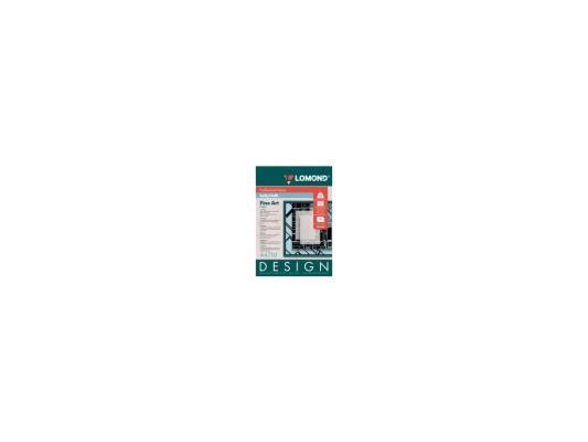 Фотобумага Lomond 924041 A4 200г/м2 глянцевая 10 листов дизайнерская Лабиринт