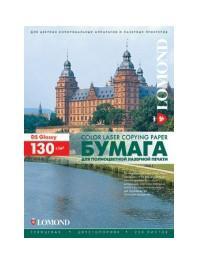 Фотобумага Lomond 0310141 A4 130г/м2 глянцевая двухсторонняя 250 листов