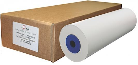 Бумага Xerox 42 A0+ 1067мм х 45м 90г/м2 рулон матовая для струйной печати 450L91406 бумага для плоттера xerox 1067мм х 40м 120г м2 рулон для струйной печати 450l90117