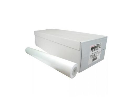 Бумага для плоттера Xerox 914мм x 50м 75г/м2 рулон для струйной печати 450L90007