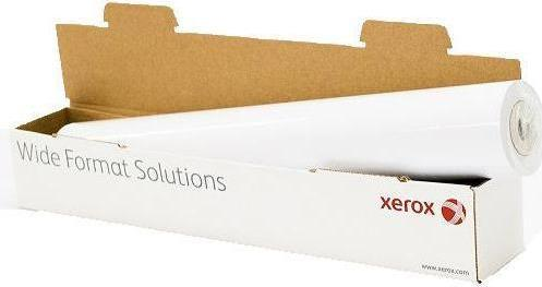 Бумага для плоттера Xerox 1067мм х 40м 120г/м2 рулон для струйной печати 450L90117 бумага для плоттера xerox 1067мм х 40м 120г м2 рулон для струйной печати 450l90117