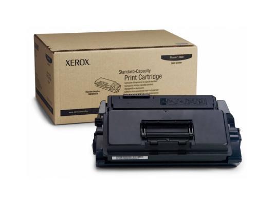 все цены на Картридж Xerox 106R01370 для Phaser 3600 черный 7000стр онлайн