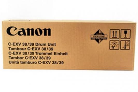 Фотобарабан Canon C-EXV38/39 для iR 4025 4035 4045 4051 черный 176000стр