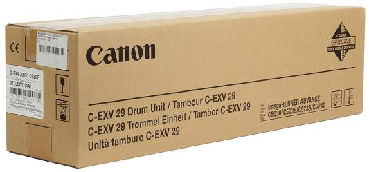 Фотобарабан Canon C-EXV29 для IRC5030 50351 цветной canon c exv29 black