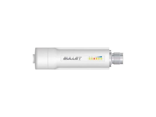 Точка доступа Ubiquiti Bullet M5 HP 802.11n 150Mbps 5GHz 28dBm разъем N BM5-HP