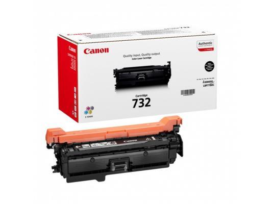 Картридж Canon 732HBK для LBP7100 7110 черный 2400стр